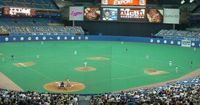 Olympic Stadium in Montreal franquicias mlb donde las llevaríamos