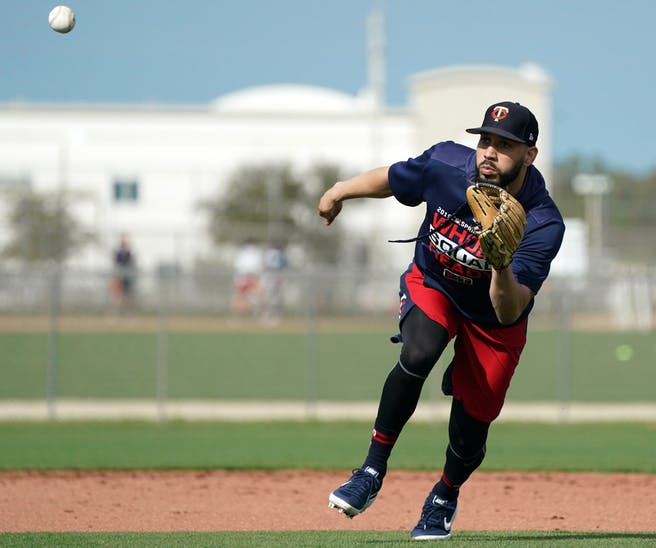 Marwin González, una incorporación clave para uno de los mejores equipos hasta la fecha, los Minnesota Twins (Foto: Anthony Soufflé / Fuente: Star Tribune) beisbol mlb beisbolmlb