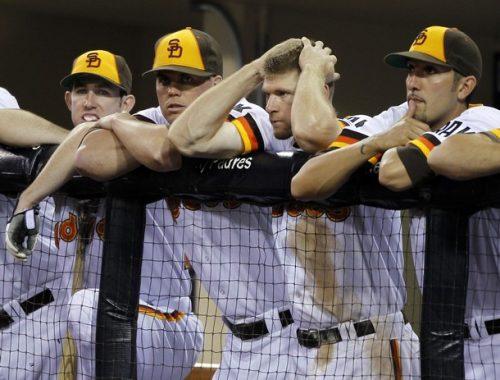 En la última década, los San Diego Padres se han convertido en una franquicia perdedora. (mlb.nbcsports.com) san diego padres 2017