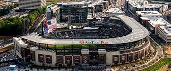 Conociendo a los Atlanta Braves (parte 2) sun trust park