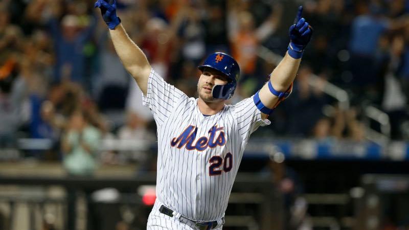 New York Mets, Resumen 2019 beisbol mlb pete alonso