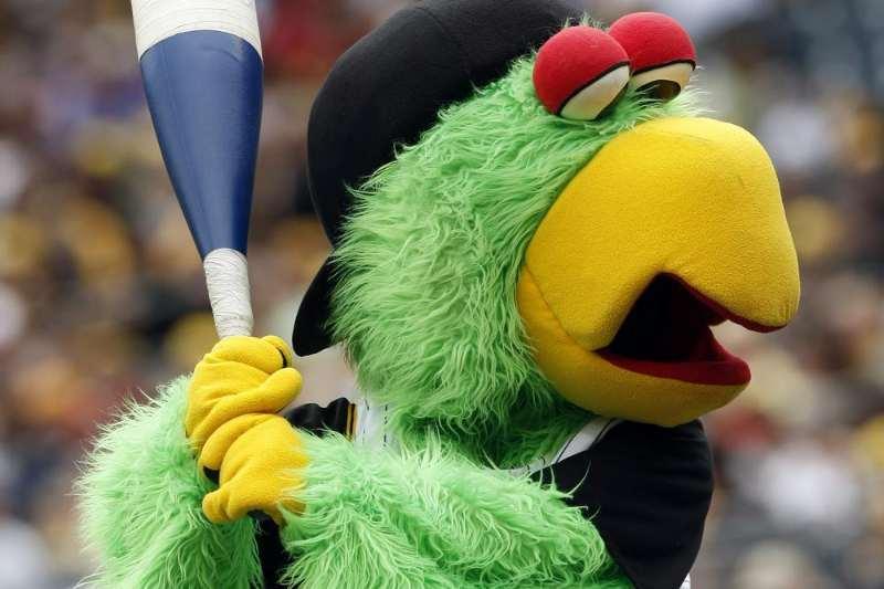 pirate parrot Pittsburgh Pirates mlb en español beisbol historia
