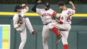 Cuando te acostumbras a Ganar... boston red sox beisbol mlb beisbolmlb baile jugadores red sox