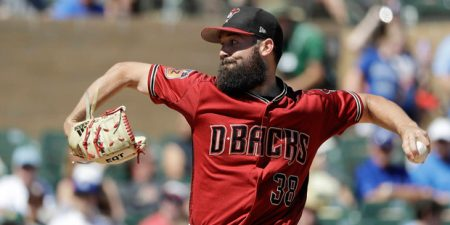 robbie ray arizona diamondbacks