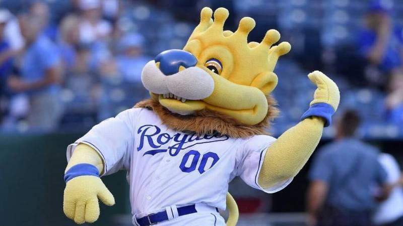 sluggerrr mascota kansas city royals mlb en español beisbol historia