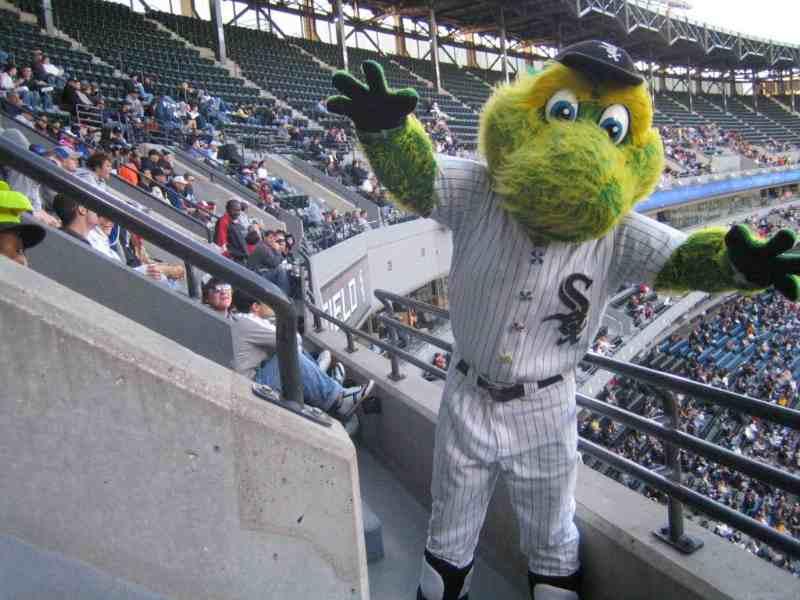 southpaw chicago white sox mlb en español beisbol historia mascota