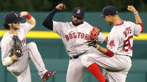 boston red sox jugadores 2017