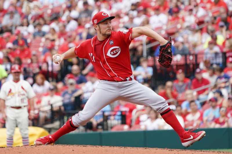 Trevor Bauer Cincinnati reds 2020 beisbol mlb