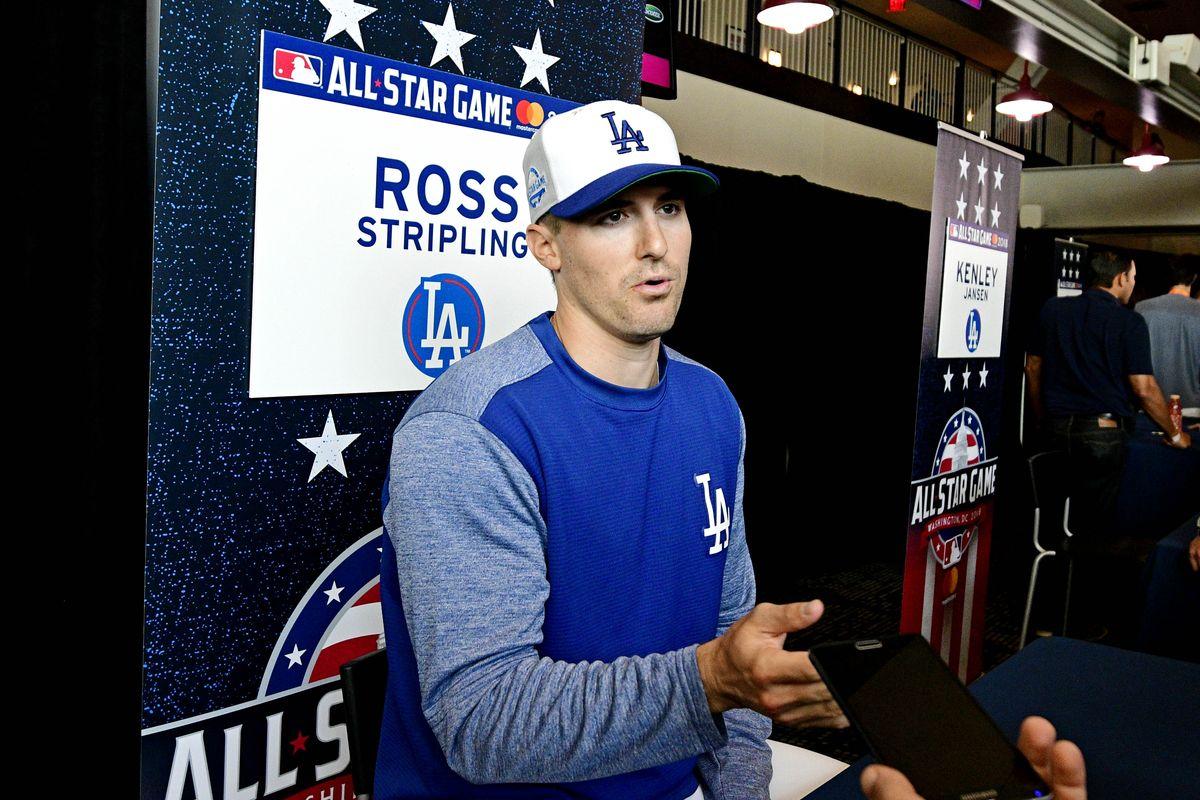 Los Dodgers van (muy) en serio a por el título Ross Stripling le llevó a jugar el All Star(Foto: Usa Today)