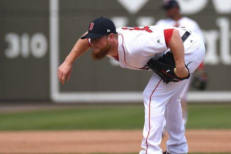 Notas de fin de curso para los Boston Red Sox Craig krimbel