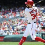 Bryce Harper es la gran estrella de los Washington Nationals