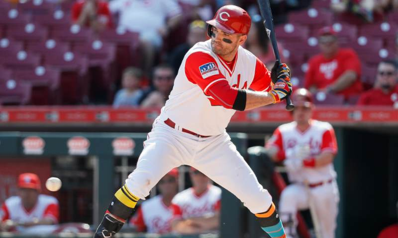Joey Votto cincinnati reds 2018
